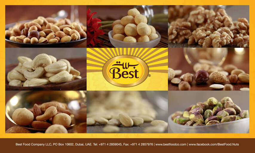 Best Food Company | Best Nuts E-brochures